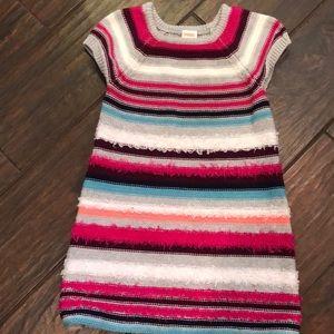 Girls sweater tunic Gymboree 5